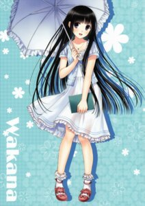 Rating: Safe Score: 87 Tags: dress kazuharu_kina User: yong