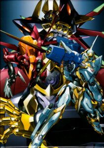 Rating: Safe Score: 12 Tags: code_geass mecha nakada_eiji User: Aurelia