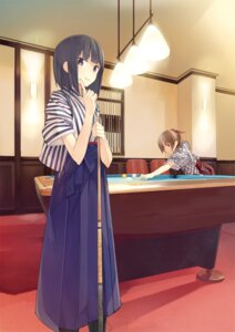 Rating: Safe Score: 26 Tags: japanese_clothes miz User: blooregardo