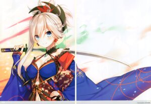 Rating: Safe Score: 13 Tags: crease fate/grand_order miyamoto_musashi_(fate/grand_order) toosaka_asagi User: kiyoe