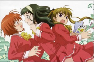 Rating: Safe Score: 4 Tags: kamiizumi_yasuna kashimashi kurusu_tomari osaragi_hazumu screening yuri User: blooregardo