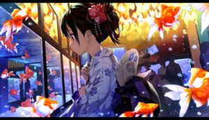 Rating: Safe Score: 99 Tags: ordan yukata User: 糖果部部长