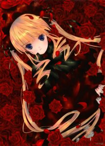 Rating: Safe Score: 15 Tags: dress lolita_fashion peach-pit rozen_maiden shinku User: Hatsukoi