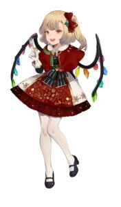 Rating: Safe Score: 14 Tags: christmas flandre_scarlet heels hillly pantyhose touhou wings User: Mr_GT