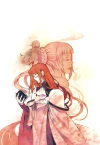 Rating: Questionable Score: 9 Tags: mochizuki_jun pandora_hearts rufus_barma sheryl_rainsworth User: Kauai