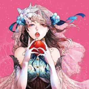 Rating: Safe Score: 36 Tags: aya_itsuki dress heterochromia User: charunetra