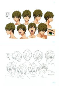 Rating: Safe Score: 6 Tags: character_design free! high_speed! male nishiya_futoshi tachibana_makoto User: kunkakun