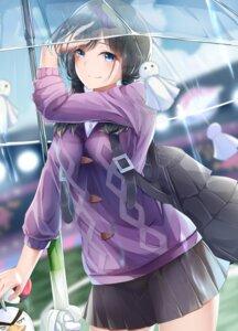 Rating: Safe Score: 39 Tags: amano_hina crossover hisa09 pokemon pokemon_sword_and_shield sweater tagme tenki_no_ko umbrella User: BattlequeenYume