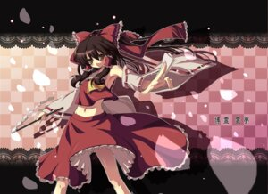 Rating: Safe Score: 5 Tags: hakurei_reimu minoru touhou User: charunetra