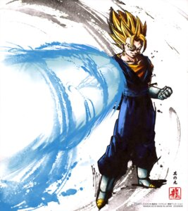 Rating: Safe Score: 18 Tags: dragon_ball vegetto User: drop