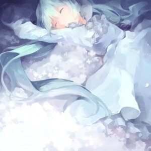 Rating: Safe Score: 14 Tags: dress hatsune_miku shuzi vocaloid User: charunetra