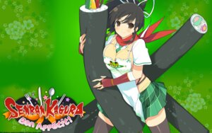 Rating: Questionable Score: 21 Tags: asuka_(senran_kagura) marvelous_entertainment seifuku senran_kagura:_bon_appetit thighhighs yaegashi_nan User: fly24