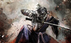 Rating: Questionable Score: 9 Tags: bandages bccp male rurouni_kenshin shishio_makoto sword User: blooregardo