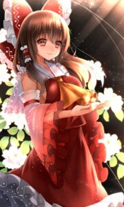 Rating: Safe Score: 36 Tags: hakurei_reimu maguro_(gulen-x) touhou User: 椎名深夏