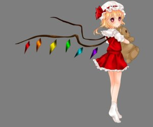 Rating: Safe Score: 21 Tags: flandre_scarlet koyashaka touhou transparent_png wings User: gnarf1975