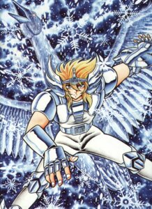 Rating: Safe Score: 2 Tags: cygnus_hyoga kurumada_masami male saint_seiya User: Radioactive
