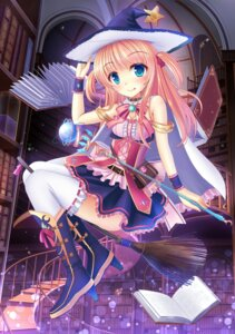Rating: Safe Score: 44 Tags: dress heels million_arthur_irakon_ken million_arthur_irakon_ma tagme thighhighs umitonakai weapon witch User: KazukiNanako