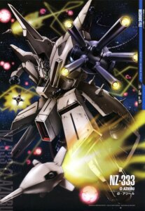 Rating: Safe Score: 8 Tags: char's_counterattack gundam mecha mutaguchi_hiroki User: Radioactive