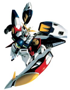 Rating: Safe Score: 6 Tags: gundam gundam_wing mecha tagme User: Radioactive