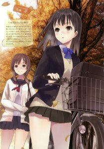 Rating: Safe Score: 23 Tags: katase_yuu seifuku User: crim