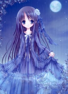 Rating: Safe Score: 43 Tags: albion_sin dress lolita_fashion mubi_alice pantsu see_through thighhighs User: midzki