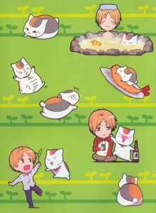 Rating: Safe Score: 4 Tags: bathing chibi male natsume_takashi natsume_yuujinchou neko nyanko onsen tagme User: Radioactive