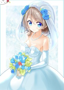 Rating: Safe Score: 27 Tags: cleavage dress love_live!_sunshine!! nanakusa_(user_rnpt7322) watanabe_you wedding_dress User: Mr_GT