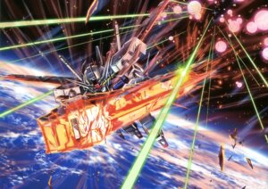 Rating: Safe Score: 17 Tags: gundam gundam_seed mecha strike_gundam User: Radioactive
