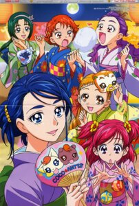 Rating: Safe Score: 5 Tags: akimoto_komachi coco_(pretty_cure) crease kasugano_urara kawamura_toshie mimino_kurumi minazuki_karen natsuki_rin nuts pretty_cure yes!_precure_5 yukata yumehara_nozomi User: admin2