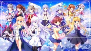 Rating: Safe Score: 40 Tags: air angel_beats! charlotte clannad crossover dress furukawa_nagisa harmonia heels hoshino_yumemi kagari_(rewrite) kamio_misuzu kanon key little_busters! na-ga naruse_shiroha natsume_rin neko noumi_kudryavka pantyhose planetarian rewrite sakagami_tomoyo seifuku shiona_(harmonia) summer_pockets tenshi tomori_nao tsukimiya_ayu wallpaper wings User: lounger