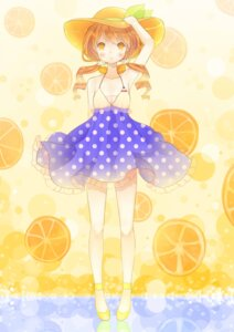 Rating: Safe Score: 17 Tags: anthropomorphization dress orangina yuki. User: Nekotsúh