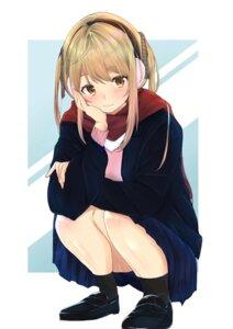 Rating: Safe Score: 25 Tags: seifuku sweater tagme User: hiroimo2