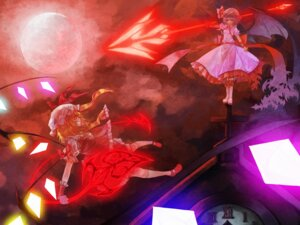 Rating: Safe Score: 8 Tags: flandre_scarlet mister_rhino remilia_scarlet touhou User: Mr_GT