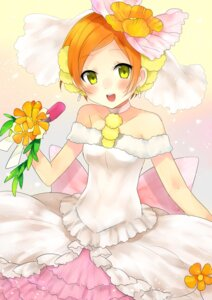 Rating: Safe Score: 25 Tags: dress hoshizora_rin kakizato_shinano love_live! User: charunetra