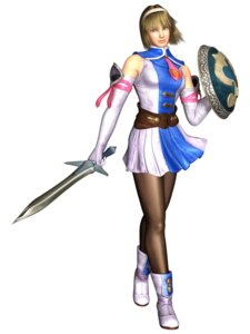 Rating: Questionable Score: 7 Tags: cassandra_alexandra cg dress pantyhose soul_calibur sword User: Yokaiou