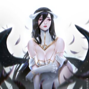 Rating: Safe Score: 41 Tags: albedo_(overlord) cleavage horns overlord wings zeronis User: Radioactive