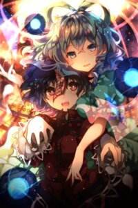 Rating: Safe Score: 24 Tags: kaku_seiga miyako_yoshika sweetroad touhou User: Mr_GT