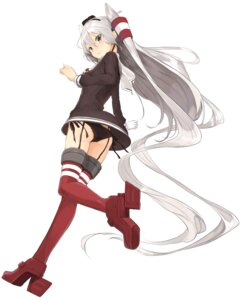 Rating: Questionable Score: 50 Tags: amatsukaze_(kancolle) ass heels kantai_collection miruto_netsuki pantsu seifuku stockings string_panties thighhighs User: nphuongsun93