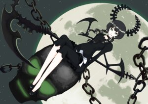 Rating: Safe Score: 15 Tags: black_rock_shooter code49 dead_master horns vocaloid wings User: Kyraneth