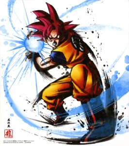 Rating: Questionable Score: 15 Tags: dragon_ball son_goku User: drop