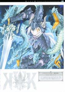 Rating: Safe Score: 24 Tags: aquarian_age armor kawaku monster_girl sword User: midzki