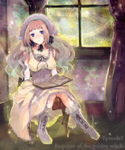 Rating: Safe Score: 19 Tags: claire_bernardus dress lolita_fashion sepain umineko_no_naku_koro_ni User: ghoulishWitchhx