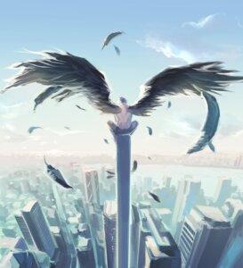 Rating: Safe Score: 15 Tags: luen_kulo male wings User: zero|fade