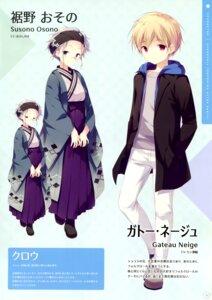 Rating: Safe Score: 8 Tags: japanese_clothes megane shiratama shiratamaco shugaten!_-sugarfull_tempering- User: Radioactive