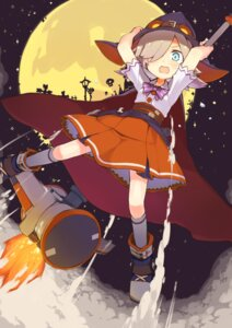 Rating: Safe Score: 30 Tags: halloween tekka-maki witch User: charunetra