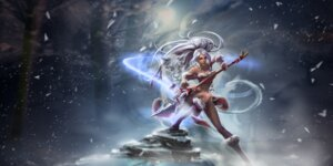 Rating: Safe Score: 28 Tags: league_of_legends nidalee tagme weapon User: Radioactive