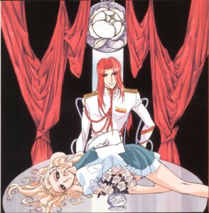 Rating: Safe Score: 3 Tags: kiryuu_nanami kiryuu_touga revolutionary_girl_utena User: Radioactive