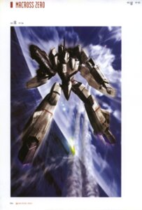Rating: Safe Score: 5 Tags: macross macross_zero mecha morishita_naochika vf_valkyrie User: Radioactive
