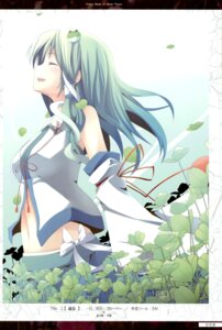 Rating: Safe Score: 21 Tags: akeboshi_kagayo kochiya_sanae takemikazuki touhou User: Radioactive