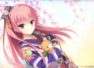 Rating: Questionable Score: 96 Tags: kimono mitsukasa_ayase muririn riddle_joker yuzu-soft User: fireattack
